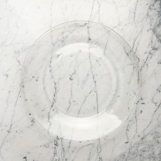 Moderno Glass Dinner Plate
