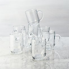 Set of 8 Moderno Mugs