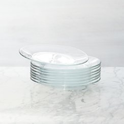 Set of 8 Moderno Salad Plates