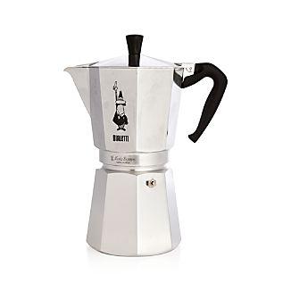 Bialetti ® Moka Aluminum 12-Cup Espresso Maker