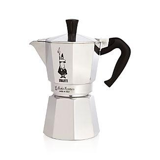 Bialetti ® Moka Aluminum 6-Cup Espresso Maker