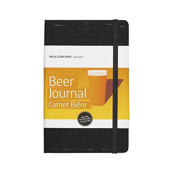 Moleskine ® Beer Journal