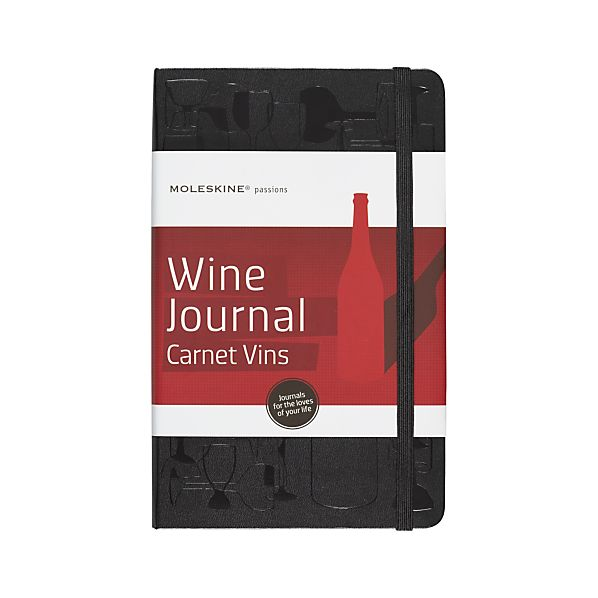 Moleskine ® Wine Journal