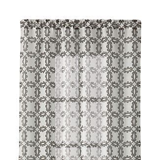 "Molly Grey 48""x108"" Curtain Panel"