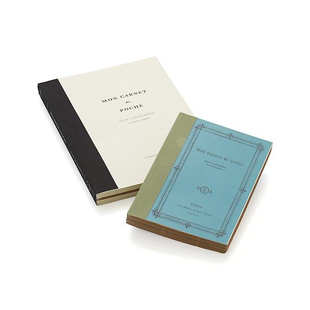 Mon Carnet de Poche Notebooks