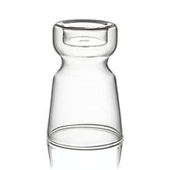 Mona Small Glass Tea Light Candle Holder