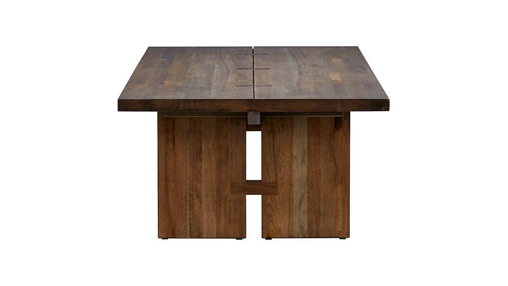 Monarch Solid Walnut Coffee Table
