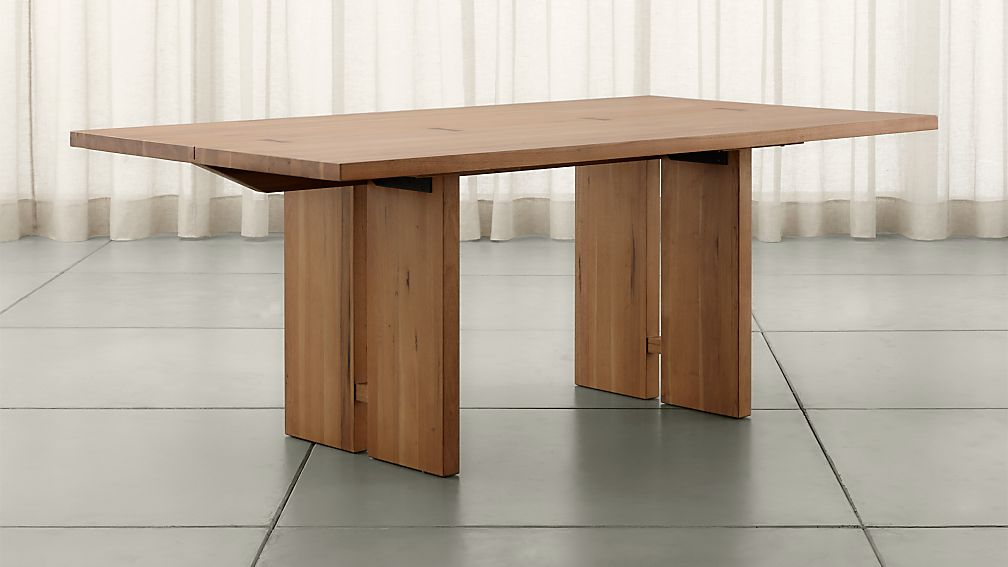 Walnut Dining Table And