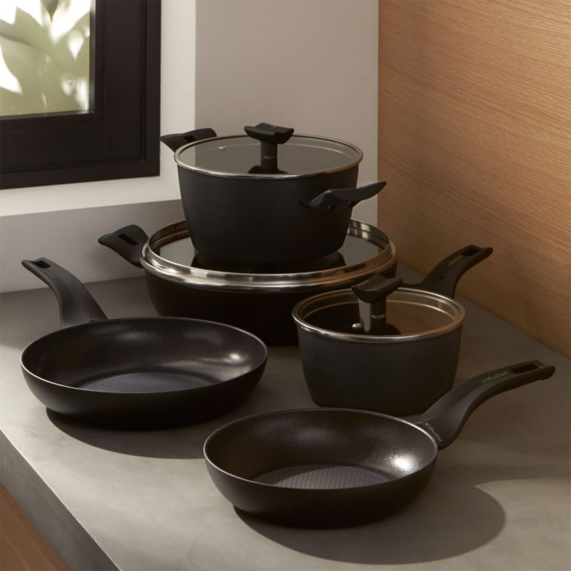 Moneta Nova 8-Piece Cookware Set