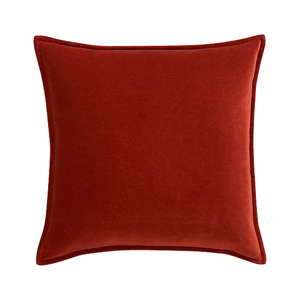 """Monroe Henna 18"""" Pillow"""