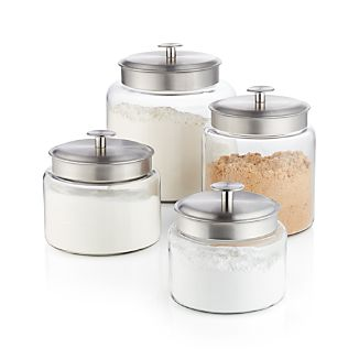 Montana Jars with Metal Lids