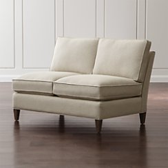 Montclair Armless Loveseat