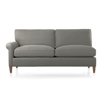 Montclair Left Arm Sectional Apartment Sofa