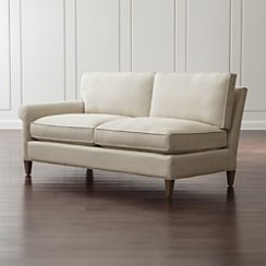 Montclair Left Arm Apartment Sofa