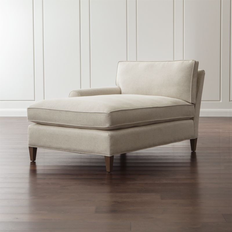 Montclair Left Arm Chaise Lounge