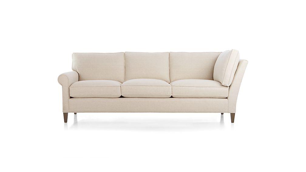 Montclair Left Arm Corner Sofa
