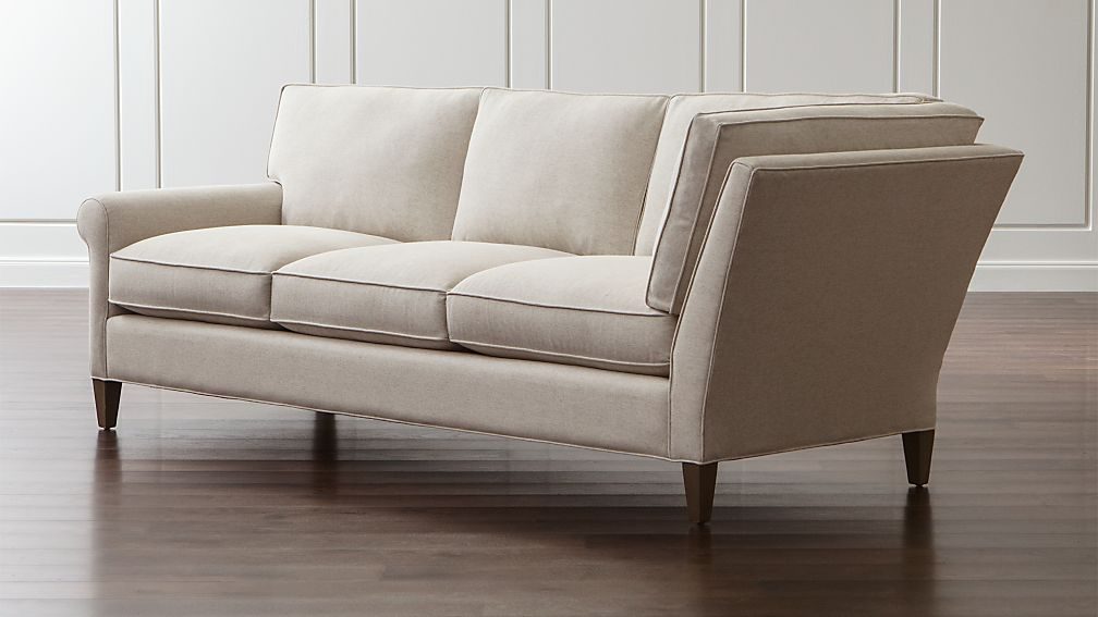 Montclair Left Arm Corner Sofa