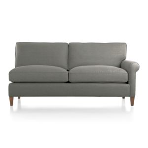 Montclair Right Arm Sectional Apartment Sofa