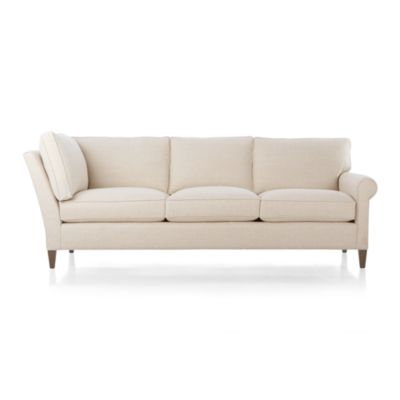 Montclair Left Arm Sectional Corner Sofa