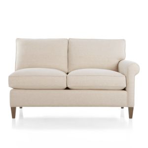 Montclair Right Arm Sectional Loveseat