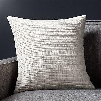 "Monte 18"" Pillow with Down-Alternative Insert"