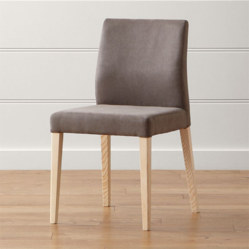 Monterey natural dining chair crate and barrel