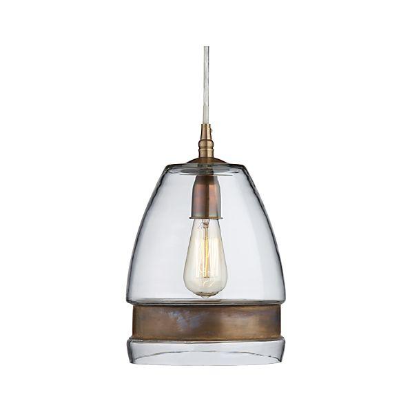 Morela Glass Pendant Lamp