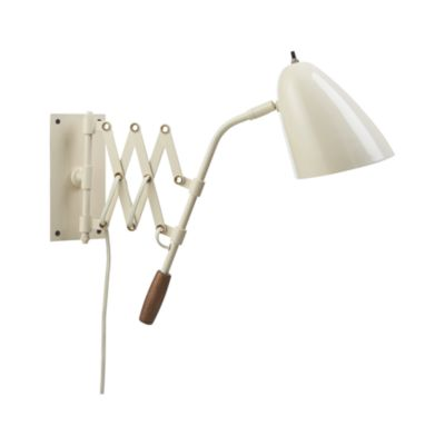 Morgan Ivory Sconce