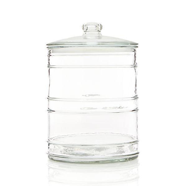 Morgan 128 oz. Jar