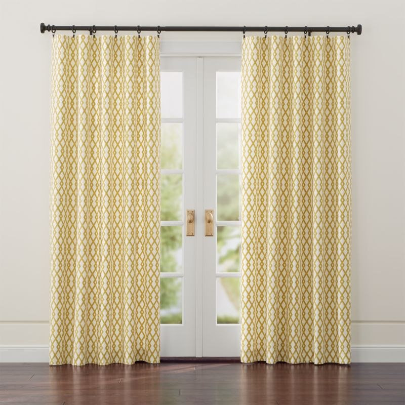 Moritz White and Gold Curtains Crate and Barrel : Moritz50x84CurtainPanelSHS16 from www.crateandbarrel.com size 800 x 800 jpeg 100kB