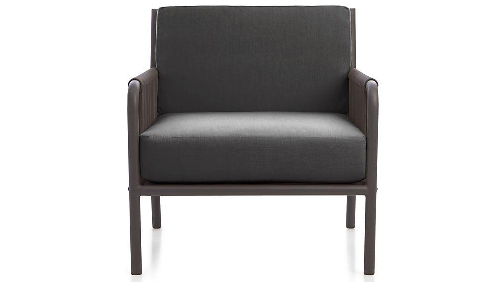 Morocco Sunbrella ® Armless/Lounge Chair Cushion