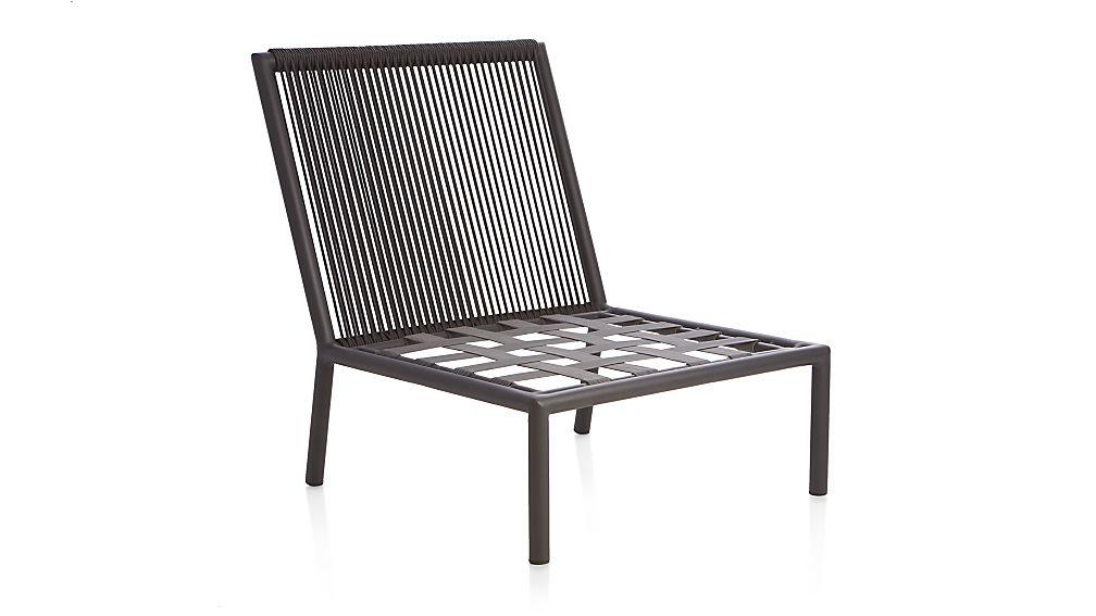 Morocco Sectional Armless Chair