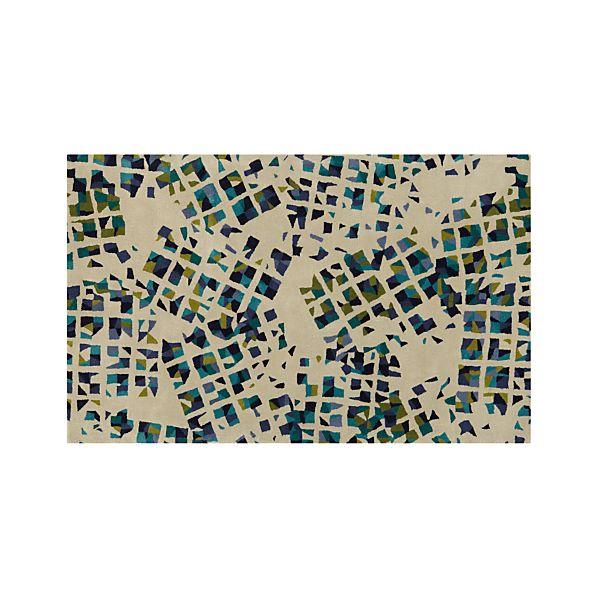 Mosaic 5x8 Rug