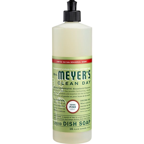 Mrs. Meyer's Clean Day Pine Dish Soap