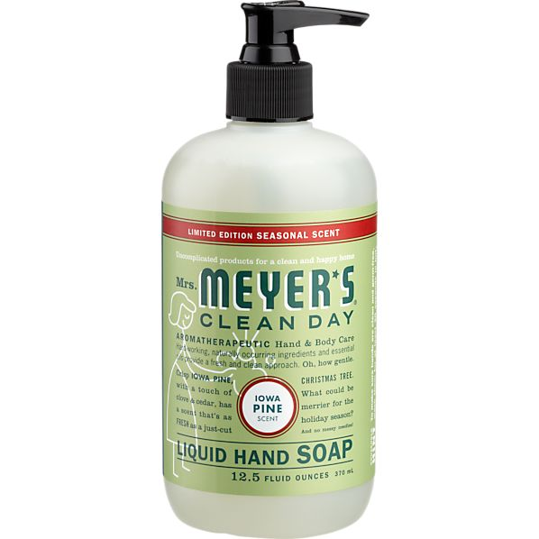 Mrs. Meyer's Clean Day Pine Hand Soap