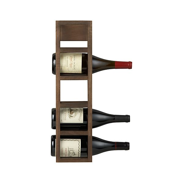 Mucchio 5 Bottle Wine Rack