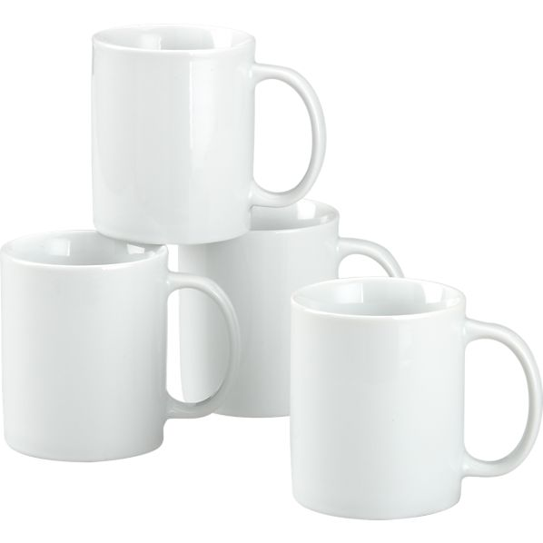 Mugs Set of Four