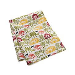 Multicolor Farmhouse Dish Towel