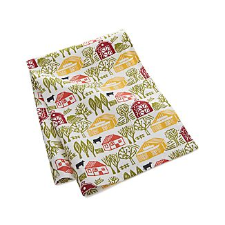 Multicolor Farmhouse Dish Towel