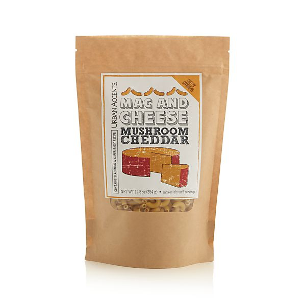 Mushroom Cheddar Mac and Cheese Mix