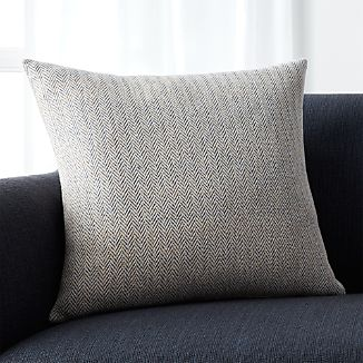 "Mylo Blue 20"" Pillow"