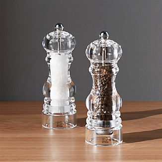 Peugeot ® Nancy Salt & Pepper Mill Set