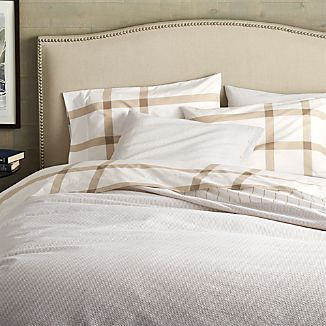 Nantucket Duvet Covers and Pillow Shams