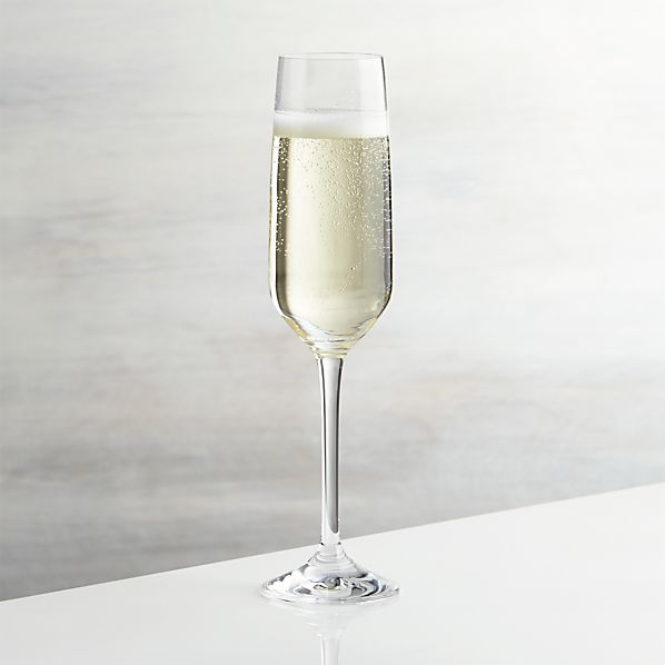 Nattie Champagne Glass