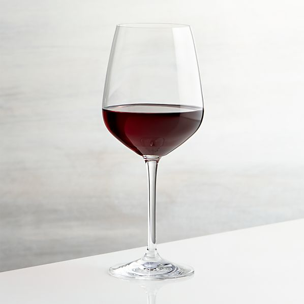 Nattie Red Wine Glass