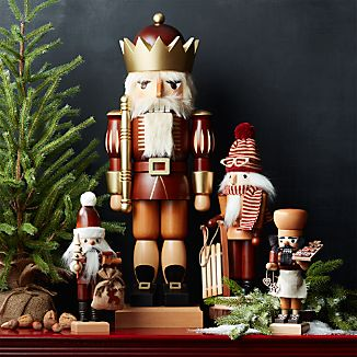 Natural Nutcrackers