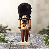 Natural Soldier Nutcracker