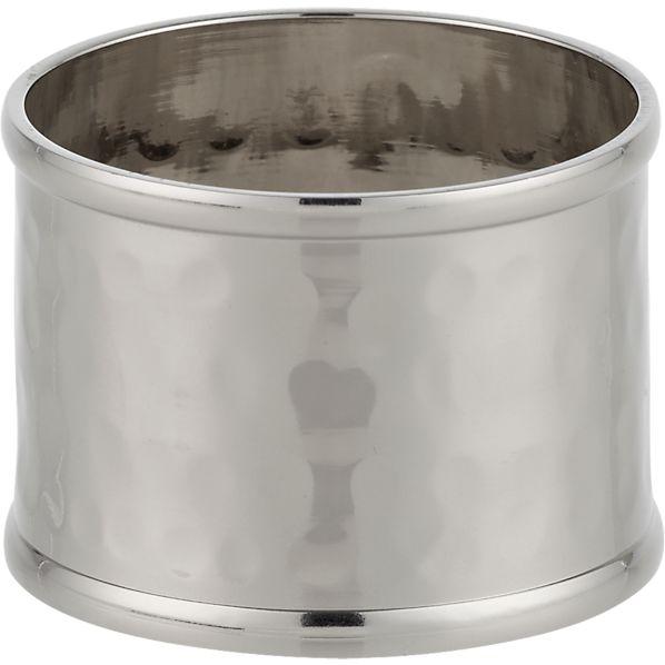 Navato Silver Napkin Ring