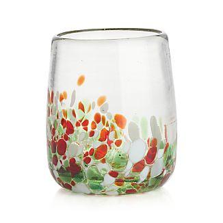 Navidad Glass