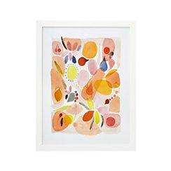 Nectarine Print